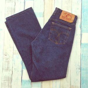 Lucky Brand Dungarees American High Waist Pants